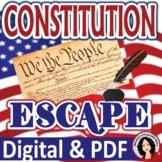 Constitution Escape Room Activity