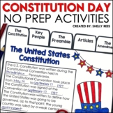 Constitution Day Activities Flip Book