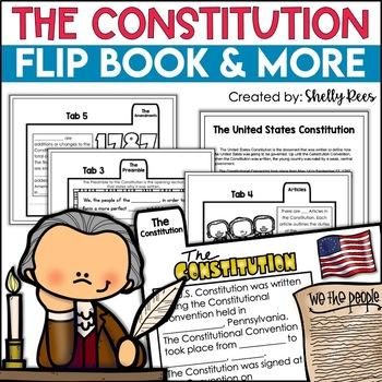 Constitution Day Activities Flip Book