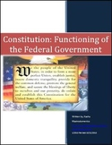 Constitution Functioning of the Federal Government Differe