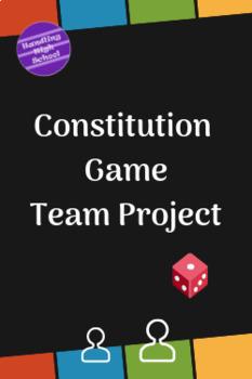 Constitution Game