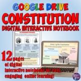 Constitution Digital Google Interactive Notebook