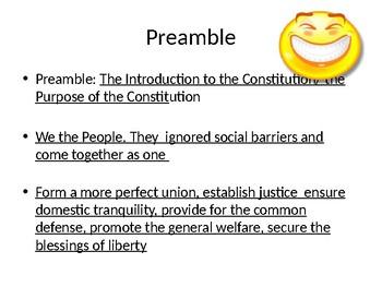 Constitution Guide