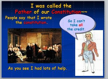 Constitution: James Madison Tells His Story