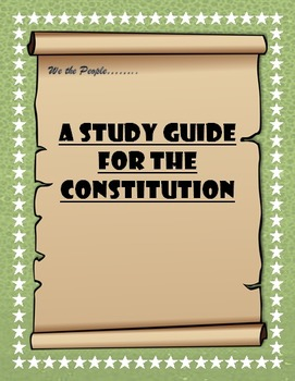 Constitution:  Know Your Government
