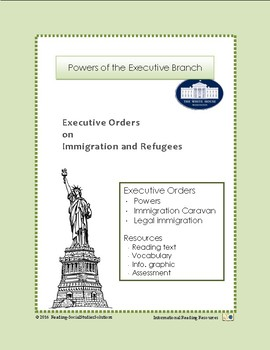 Constitution - Lesson 9 - Executive Orders