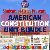 Constitution Lesson Bundle