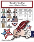 "Constitution Day Activity: ""Constitution Memory Match"" Game"