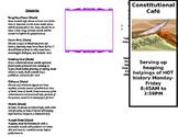 Constitution Menu Project