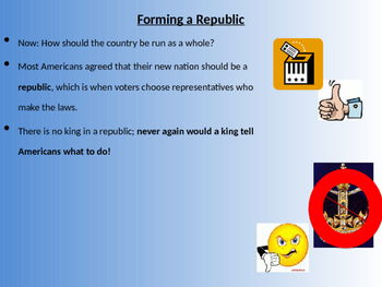 Articles of Confederation PowerPoint Notes