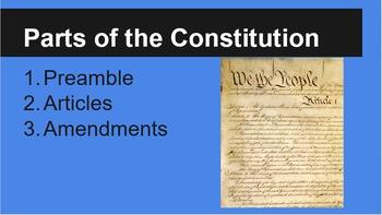 Constitution PPT