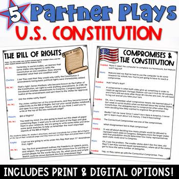 Constitution Partner Plays