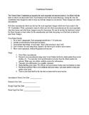 Constitution Persuasive- Amendment Argument