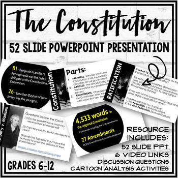 Constitution PowerPoint