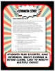 Constitution Quiz and Test Common Core Writing and Literacy