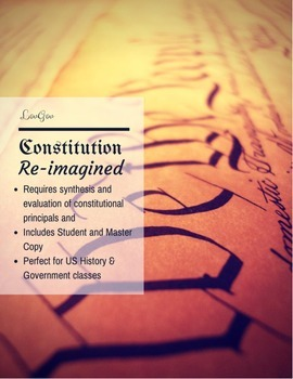 Constitution Re-imagined
