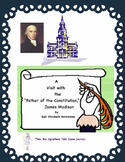 """U.S. Constitution:Reader's Theater Script(James Madison""""Father of Constitution"""")"""