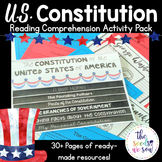 Constitution  Day Activity Pack