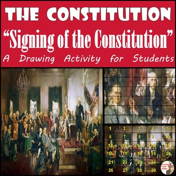 """Constitution - Recreating the """"Signing of the Constitution"""
