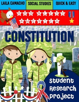 Constitution Research Project