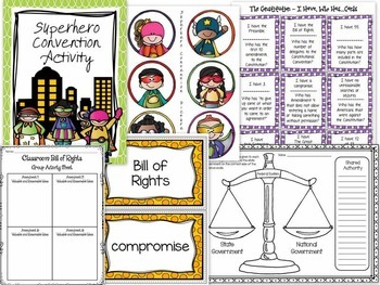 Constitution Unit - Social Studies - American History