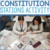 Constitution Stations Activity