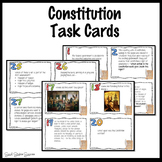 Constitution Task Cards