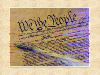 Constitution Trivia Powerpoint -- VERY Visual!