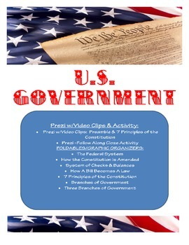 Constitution - U.S. Government - COMPREHENSIVE