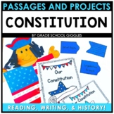 United States Constitution Activities | 2nd | 3rd | 4th Grade | Constitution Day