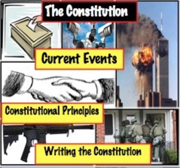 Constitution: Unit Bundle Common Core Ready