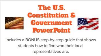 Constitution Unit PowerPoint