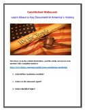 Constitution Webquest (With Answer Key)!