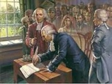 Constitution Weekly Homework Assignments