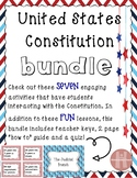 Constitution Activities Bundle