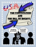 Constitution and Bill of Rights Lesson Activity
