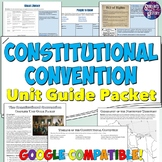 Constitution and Constitutional Convention Study Guide and