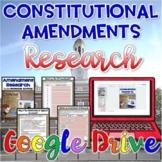 Constitutional Amendment Research Activity {Digital}