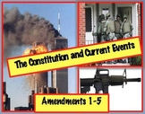 Constitutional Amendments: Current Events Common Core Ready