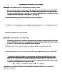 Constitutional Convention Compromises