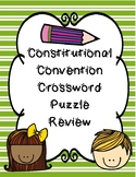 Constitutional Convention Crossword Puzzle Review
