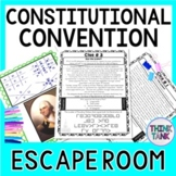Constitutional Convention ESCAPE ROOM: Great Compromise - U.S. Constitution