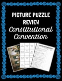 Constitutional Convention Picture Review Puzzle - Literacy