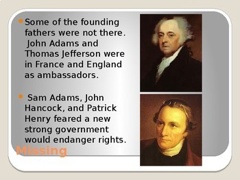 Constitutional Convention PowerPoint