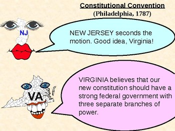 Constitutional Convention PowerPoint Presentation