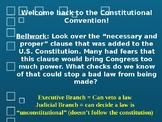 Constitutional Convention Simulation Day 5 PowerPoint