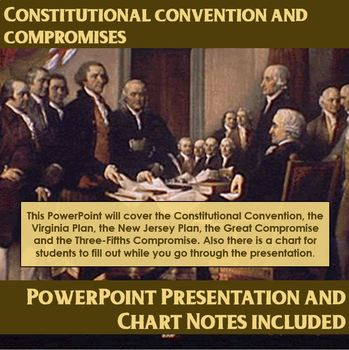 Constitutional Convention and Compromises