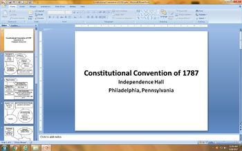 Constitutional Convention of 1787 - STAAR Social Studies