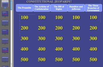 Constitutional Jeopardy!