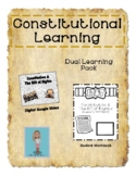 Constitutional Learning- Student Workbook- Bill of Rights